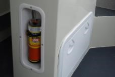 Seat Box Side Storage