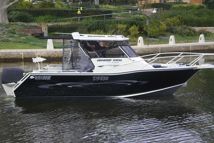 Genesis Craft - Aluminium Boats Perth
